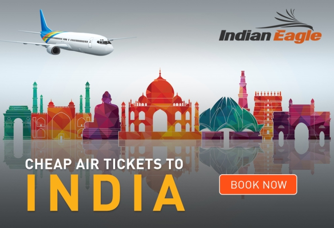 Cheap flights from USA to India , Travel to India , Flight tickets to India