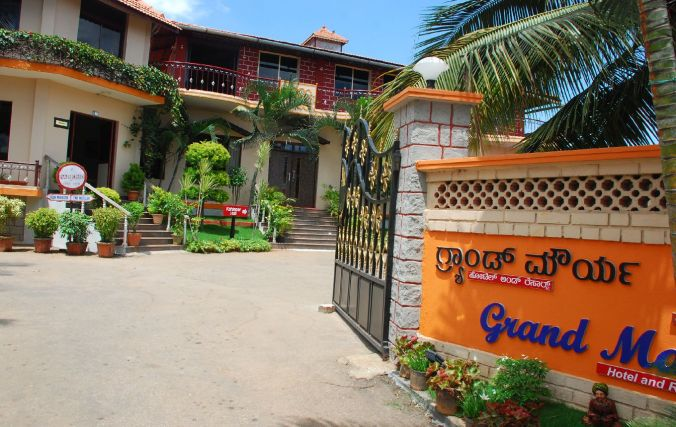The Grand Maurya Resort Mysore