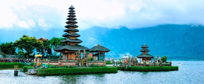 Bali - the best islands in the world for honeymoon