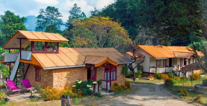 cheap places to stay in India