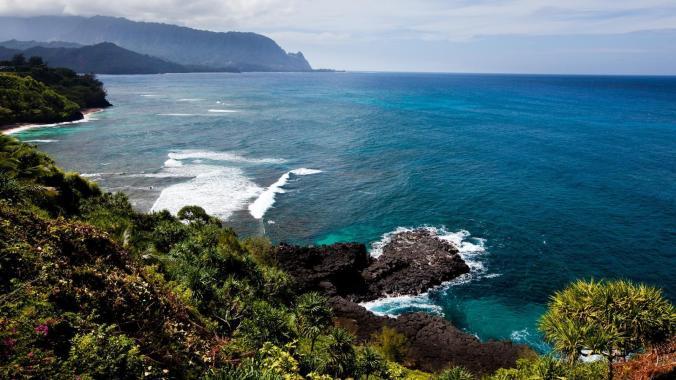 Kauai - best islands in the world for honeymoon