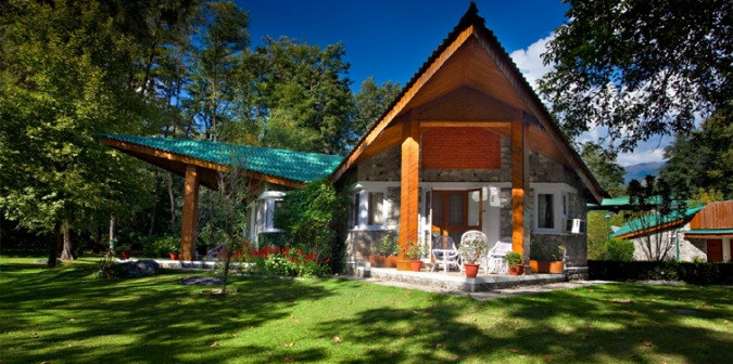 luxury resorts in Manali