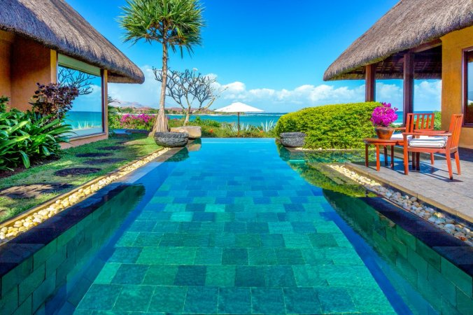 Mauritius - the best islands in the world for honeymoon