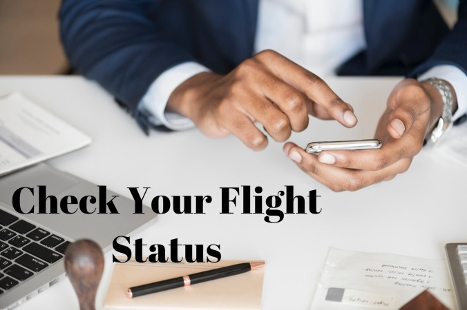 Check Your flight status